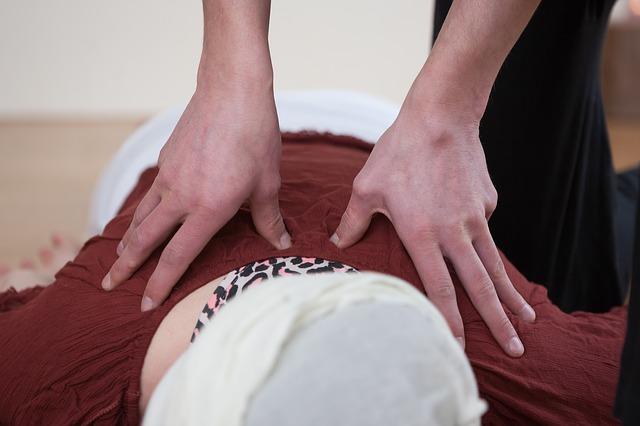 The healing benefits of Shiatsu, acupressure massage